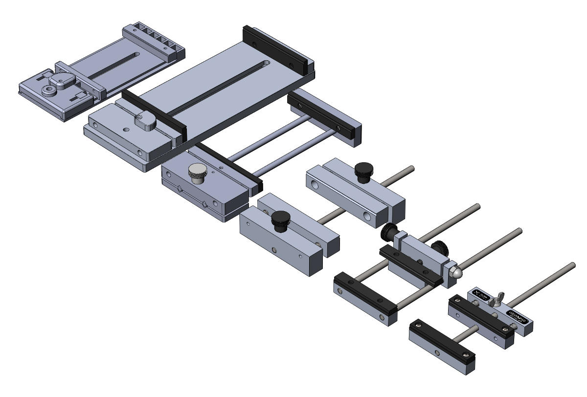 Stickvise The Low Profile Vise For Pcb Holding And Soldering Make Your Own Printed Circuit Board About